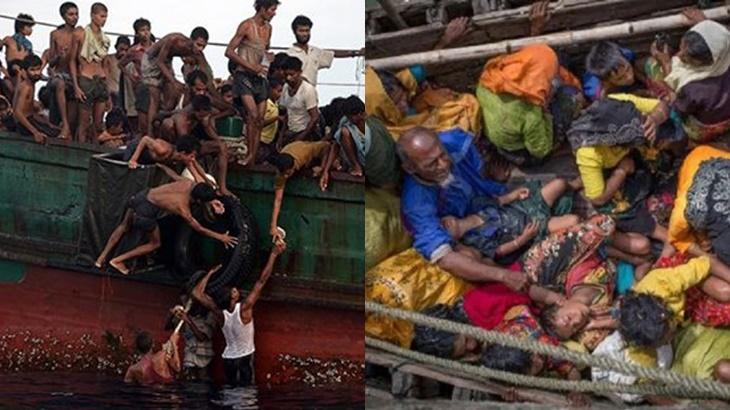 Dijanjikan Harapan, Pelarian Rohingya Mahu Masuk Malaysia Untuk Kehidupan Lebih Baik 2