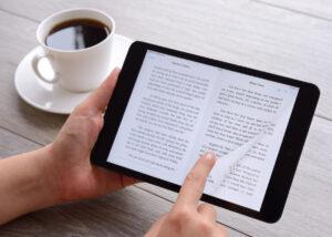 Laman E-Buku Percuma Pelbagai Genre