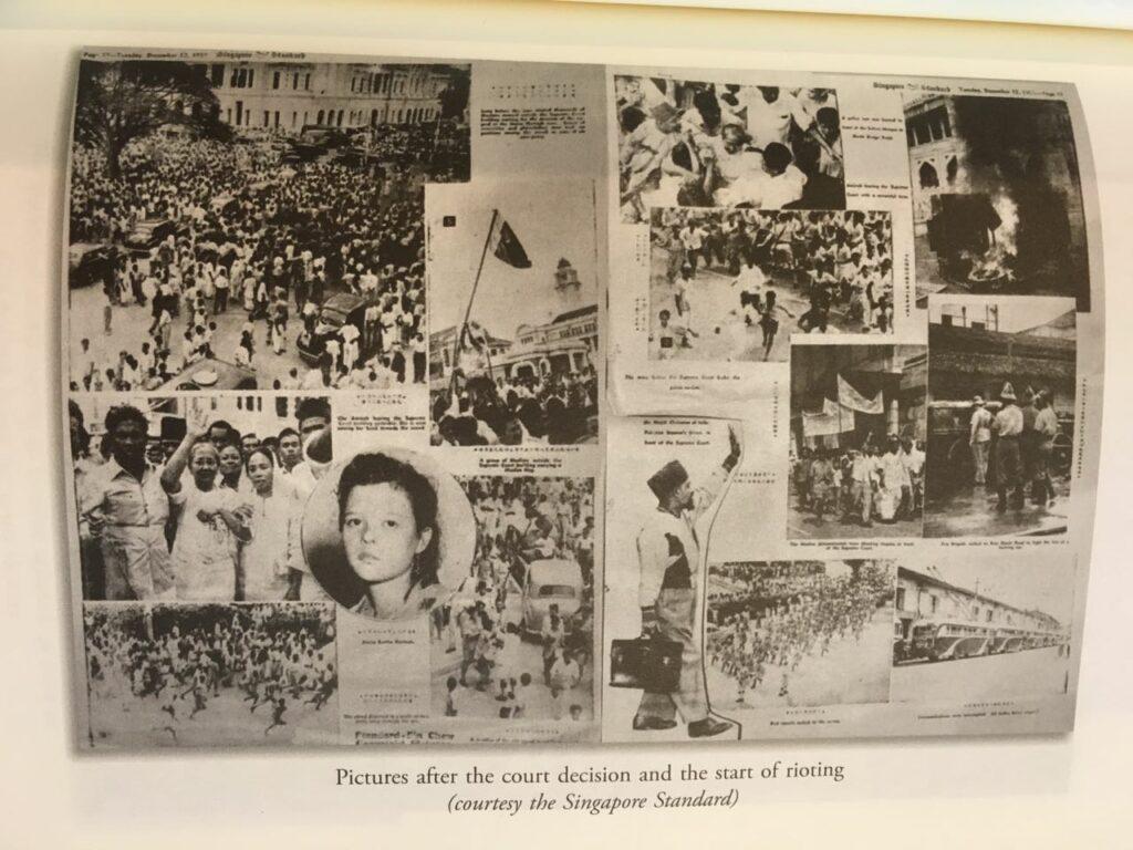 Kisah Kemurtadan Natrah Yang Pernah Cetuskan Rusuhan Besaran Pada 1950 5