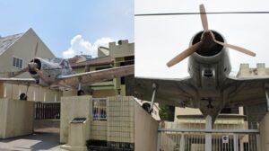 Kisah Sebalik 'Monumen' Kapal Terbang Yang 'Diparkir' Di Sebuah Rumah Di Cheras 3