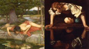 Narcissus Lelaki Yang Taksub Diri Hingga Maut Gara-Gara Mencintai Bayang Sendiri 1