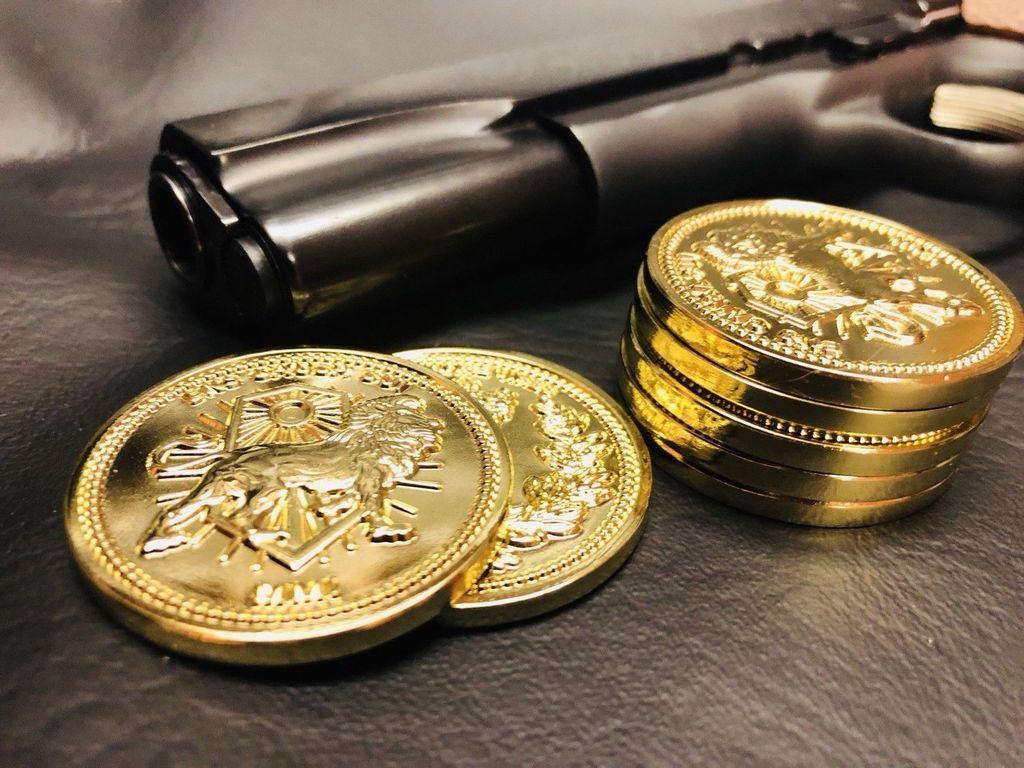 Nilai Di Sebalik Syiling Emas Dalam Dunia Ekonomi John Wick 1
