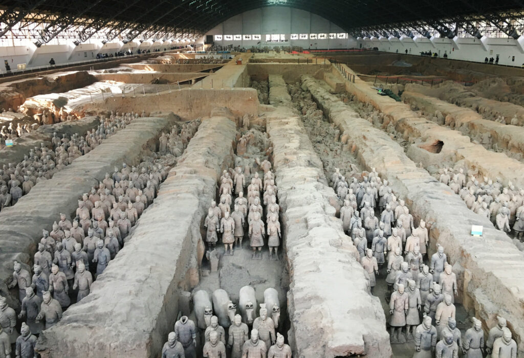 Sejarah Patung Tentera Terracotta Yang Dibina Untuk 'Menjaga' Maharaja Qin Di Alam Barzakh 2