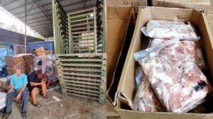 Sindiket Seludup Daging Haram Guna Taktik Bungkus Semula Produk Terbongkar 4