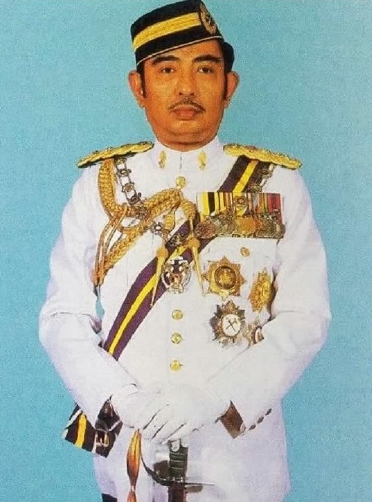 Sultan Perak Pernah Bernazar Enggan Cukur Jambang Selagi Menteri Besar Tidak Letak Jawatan