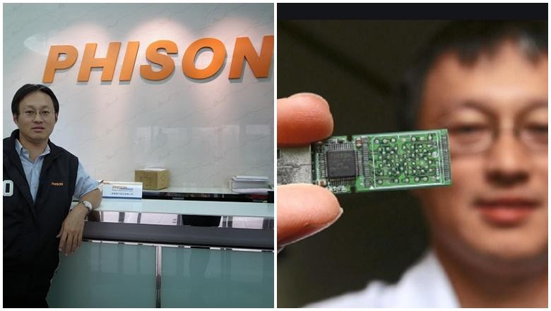 Pencipta Pemacu USB Pertama Malaysia
