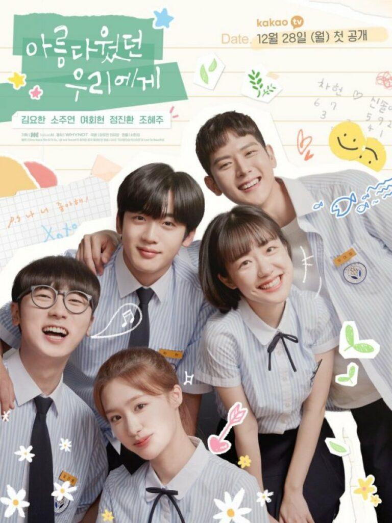 'A Love So Beautiful (2020)' Remake Drama Popular China 1