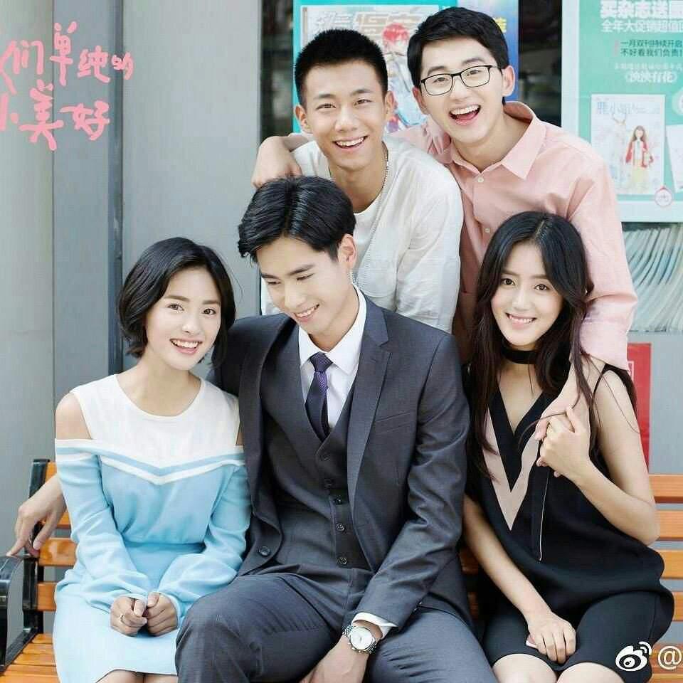 'A Love So Beautiful (2020)' Remake Drama Popular China