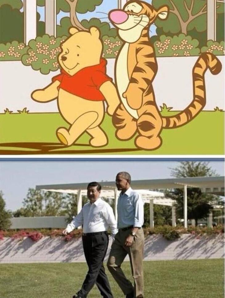 Dikatakan Ada Iras Presiden Xi Jinping, Ini Sebab Kenapa China Haramkan 'Winnie The Pooh'