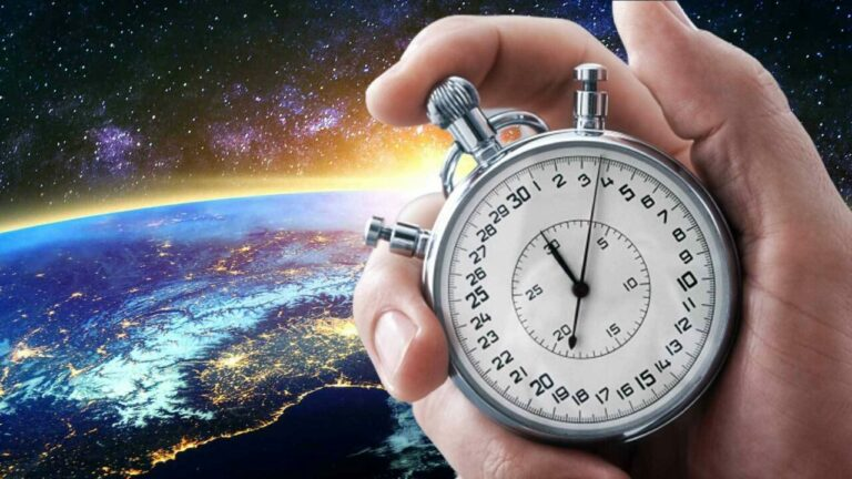 Tahun 2021 Akan Lebih Cepat Bumi Berputar