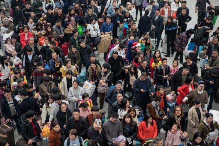 Kerajaan China Sanggup Bayar Rakyat Mereka Supaya Duduk Di Rumah 1