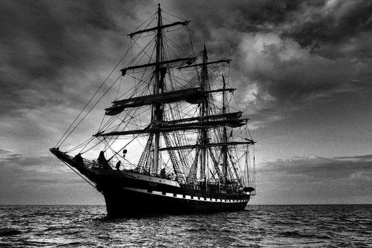 Mary Celeste Kisah Kapal Misteri Yang Masih Belum Dirungkai Sehingga Ke Hari Ini 1