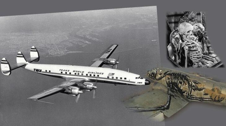 Misteri Pesawat Yang Mendarat Bersama Tengkorak Selepas 35 Tahun Menghilang 1