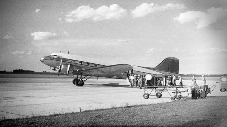 Misteri Pesawat Yang Mendarat Bersama Tengkorak Selepas 35 Tahun Menghilang 3