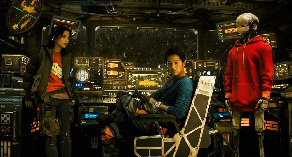 Netflix Keluarkan Trailer 'Space Sweepers', Filem Ala Star Wars Versi Korea 2