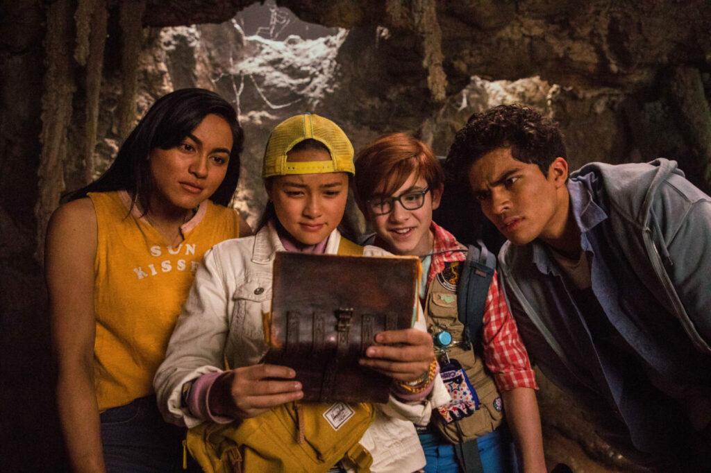 Tonton Misi Mencari Harta Karun Yang Penuh Cabaran Dalam 'Finding Ohana' 1