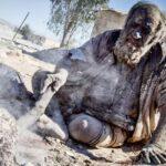 Manusia Terkotor Di Dunia Tak Pernah Mandi