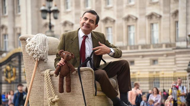Rowan Atkinson Penat Stres Jadi Mr Bean