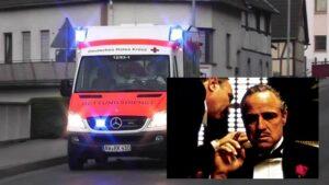 Mafia Itali Larang Ambulans Bunyikan Siren