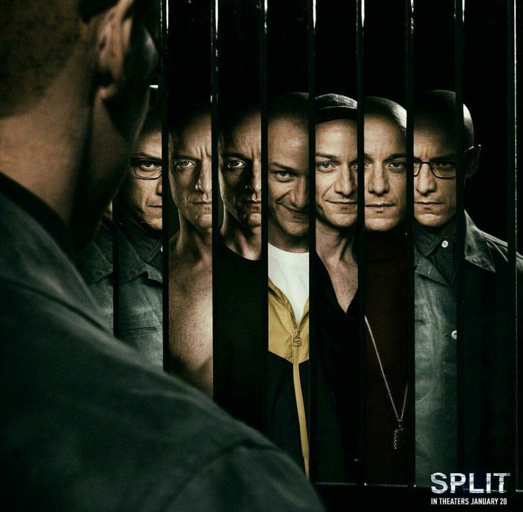 23 Personaliti Berlawan Untuk Dominasi Badan, Filem 'Split' Penuh Suspen 2