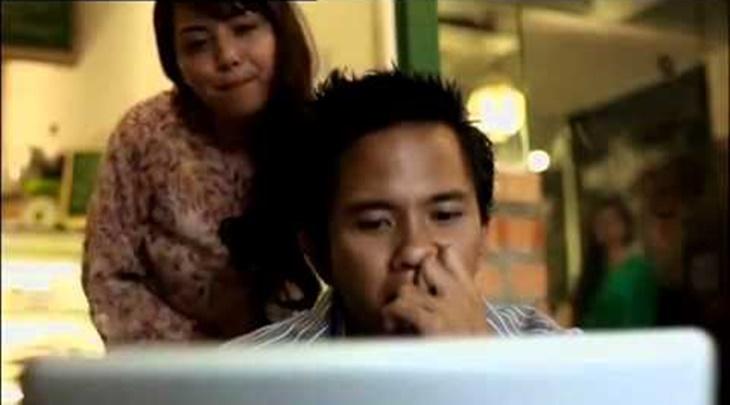 Imbas Semula Telefilem 'Aku, Dia Dan Tong Sampah' Lakonan Beto Kusyairi-Siti Saleha 3