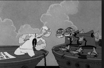 Ini Sebab Kenapa Kartun 'Popeye the Sailor' Pernah Diharamkan 1