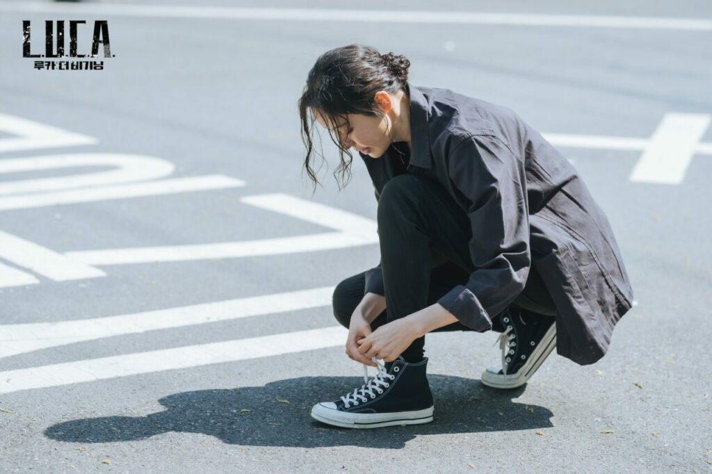 'L.U.C.A. The Beginning' Penuh Aksi, Gandingan Mantap Kim Rae-Won dan Lee Da-Hee 3