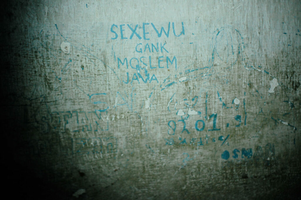 Luahan Hati Di Dinding Gambarkan Perasaan Penghuni Penjara Pudu 2