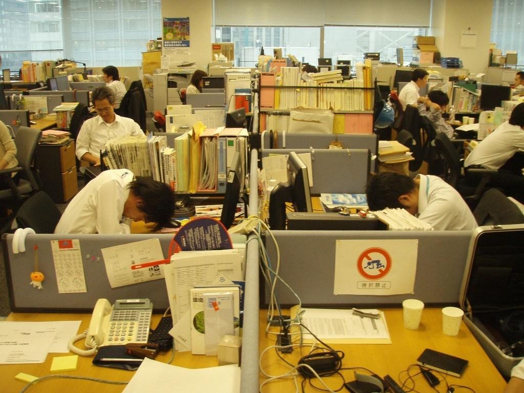 OT Sampai 80 Jam Sebulan, Ini Budaya Kerja Toksik Di Jepun 3