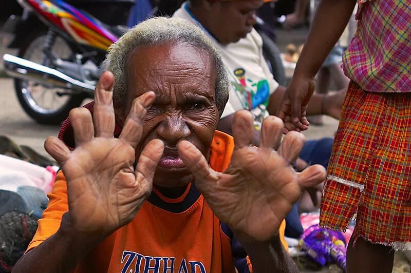 Potong Anggota Badan Sebagai Ekspresi Rasa Sedih, Kenali Puak Dani Dari Indonesia 2