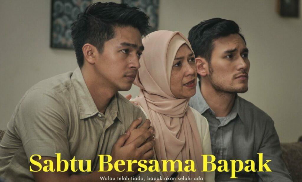 'Sabtu Bersama Bapak' Filem Indonesia Bikin Leleh 1