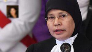 Wanita Nama Melayu Isytihar Bukan Islam
