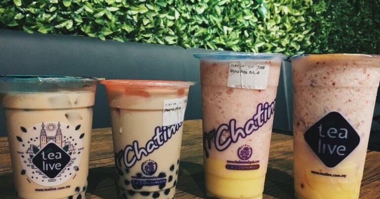 Pertikaian Chatime Tealive Malaysia