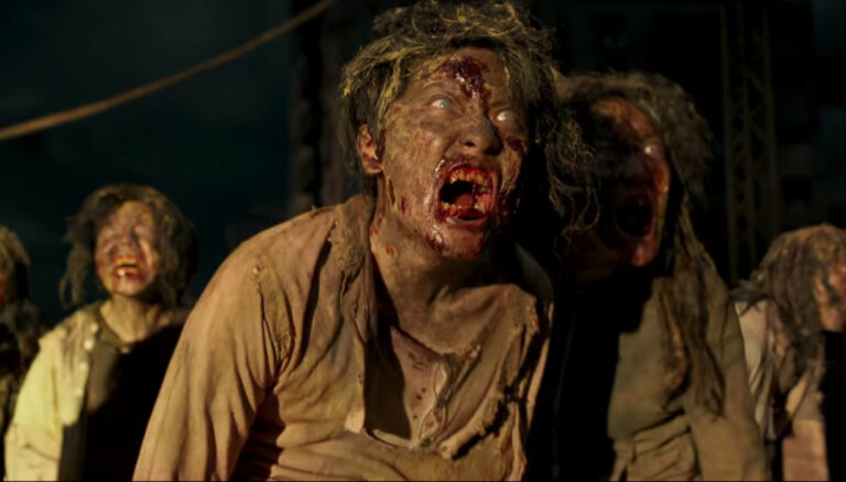 'K-Zombie' Lebih Realistik, Tonton Bagaimana Perwatakan Zombi Dihasilkan 2