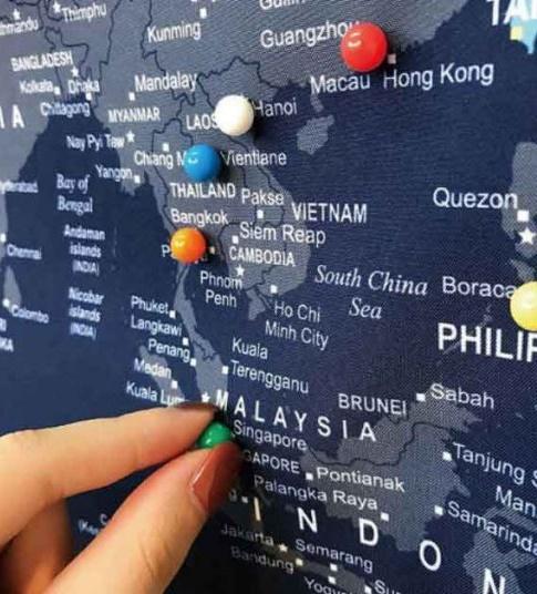 'Malaysia' Jadi Salah Satu Nama Kegemaran Untuk Bayi Perempuan Di AS 2