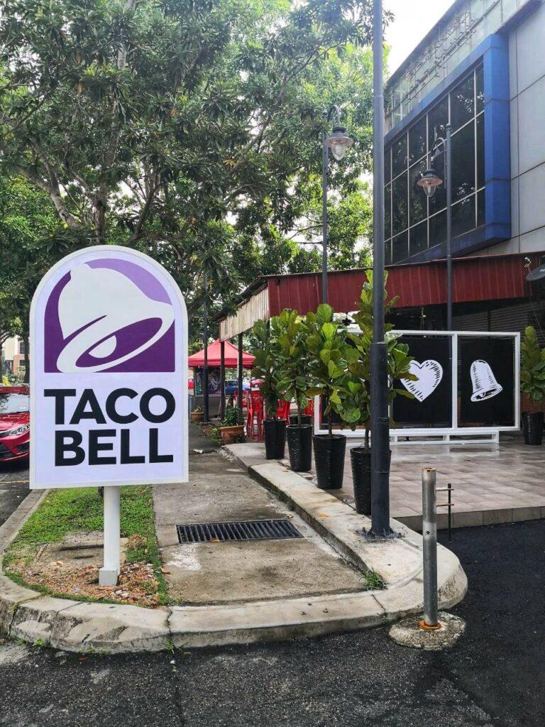 Sering Muncul Di Filem Hollywood, Taco Bell Malaysia Akhirnya Dibuka 2 April Ini 1