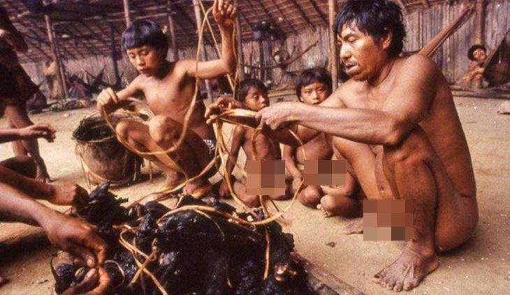 Suku Ini Makan Abu Mayat Bagi Memperingati Si Mati Selamanya 1