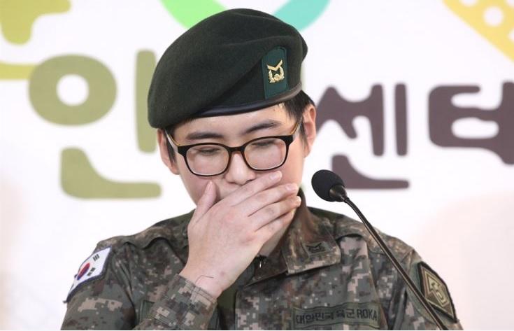 Askar Korea Selatan Transgender Mati