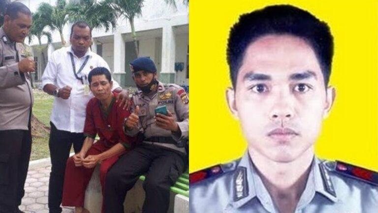 Anggota Polis Hilang Ditemui Hidup Tsunami Aceh