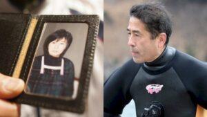Yasuo Takamatsu Cari Isteri Hilang Tsunami