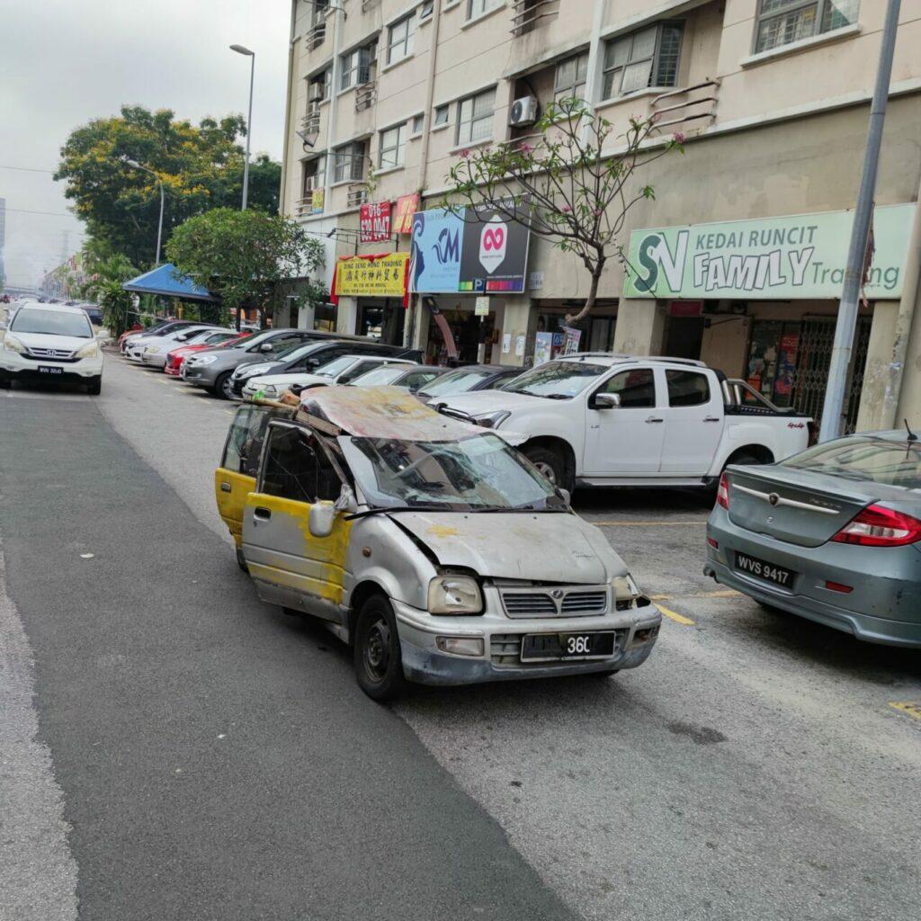 Kancil Lejen Kembali Di Jalan Raya