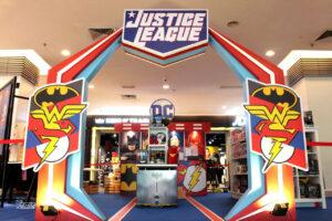 Kedai Konsep DC Comic A&S