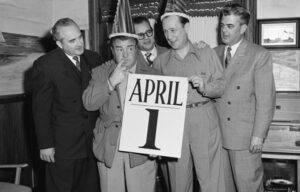 April Fools With Abbott & Costello