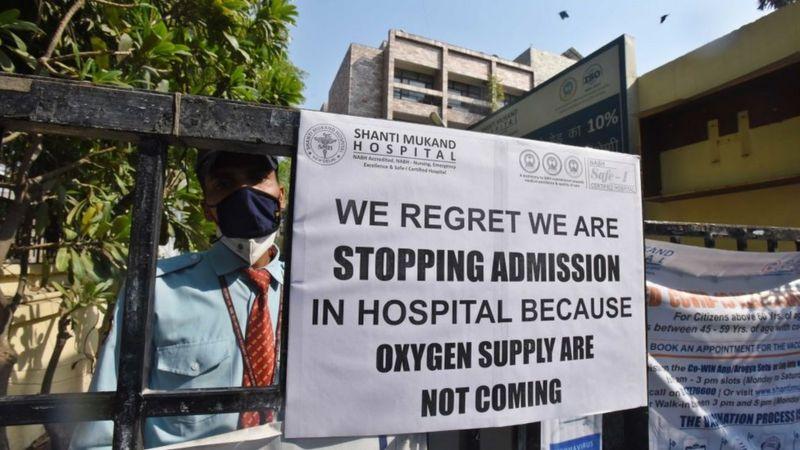 Bekalan Oksigen Kritikal, India Jangka Bakal Catat Kes Harian Setengah Juta 4