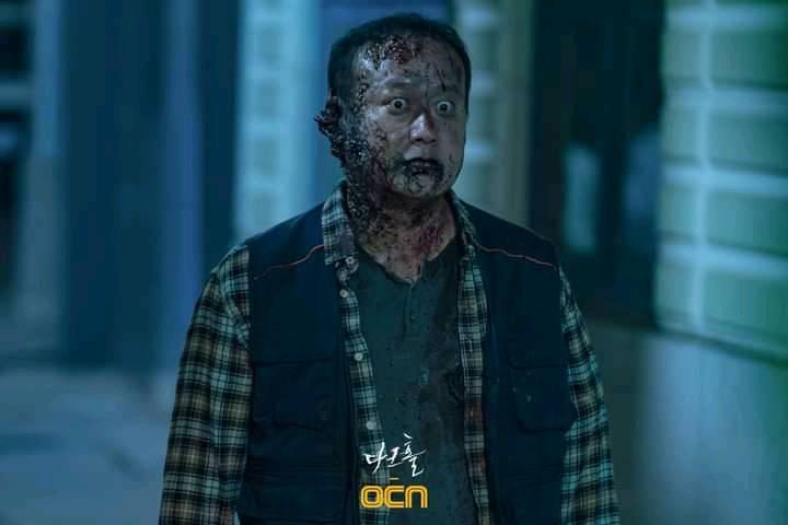 'Dark Hole' Karya Terbaharu Jung Yi-Do Selepas 'Stranger From Hell' 4
