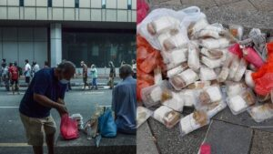 Dilarang Agih Makanan Terus Kepada Gelandangan Sepanjang Ramadan, Tindakan Kepada Yang Ingkar 3