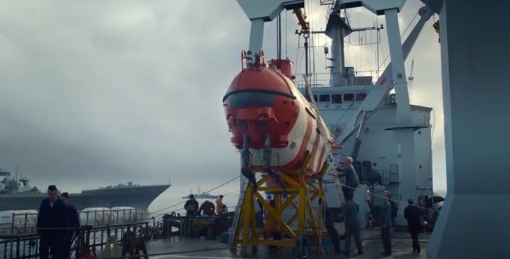 Filem Rusia 'Kursk' Jadi Trending, Adaptasi Tragedi Kapal Selam 1