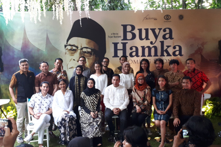 Pandang Pertama Filem Biografi 'Buya Hamka' 1