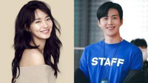 Shin Min Ah & Kim Seon Ho Bakal Bergandingan, Peminat Tak Sabar Tunggu Drama Pasangan Lesung Pipit 3