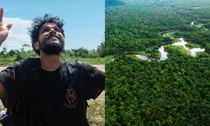 Juruterbang Terkandas 38 Hari Hutan Amazon